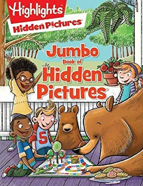 Jumbo Book of Hidden Pictures® (Highlights™ Jumbo Books & Pads)