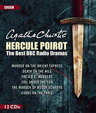 Agatha Christie's Hercule Poirot: The Best BBC Radio Dramas 9781620642542