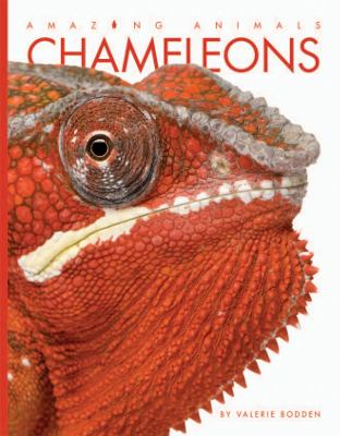 Chameleons (Amazing Animals)