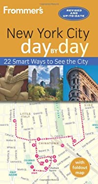 Frommer's Day-By-Day Guide to New York
