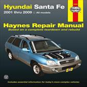 Hyundai Santa Fe Automotive Repair Manual 21110946