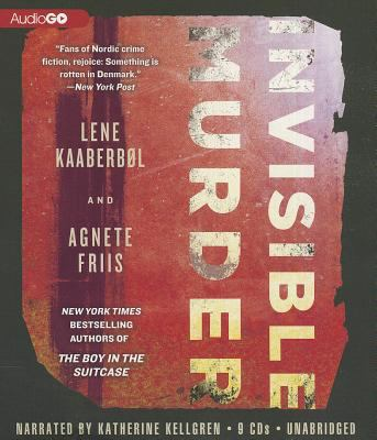 Invisible Murder: A Nina Borg Thriller 9781620640494