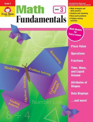 Math Fundamentals, Grade 3
