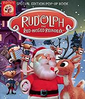 Rudolph the Red-Nosed Reindeer Pop-Up Book 22268610