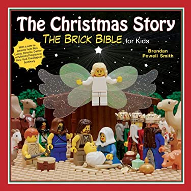 The Christmas Story: The Brick Bible for Kids 9781620871737