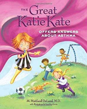 The Great Katie Kate Offers Answers About Asthma