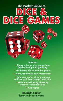 The Pocket Guide to Dice & Dice Games 9781620871805