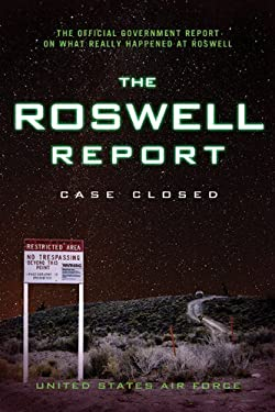 The Roswell Report: Case Closed 9781620872048
