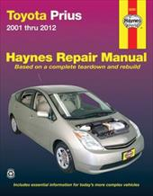Toyota Prius Automotive Repair Manual: 2001-12 21217590