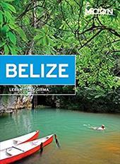 Moon Belize (Moon Handbooks) 23631501