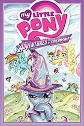 My Little Pony: Adventures in Friendship Volume 1 (My Little Pony Adventures in Friendship Hc) 22487910
