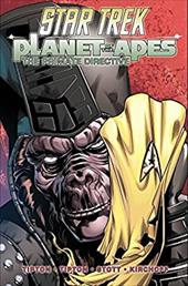 Star Trek/Planet of the Apes: The Primate Directive 23713751