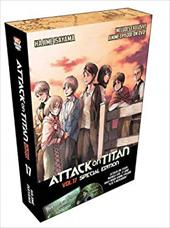 Attack on Titan 17 Special Edition w/DVD 23582400