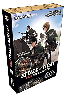 Attack on Titan 18 Special Edition w/DVD