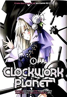 Clockwork Planet 1 - Yuu Kamiya, Tsubaki Himana