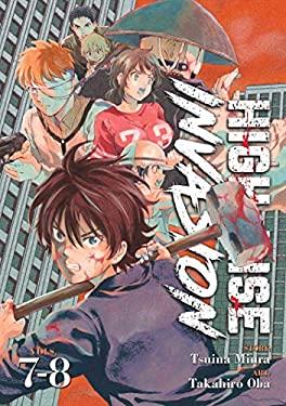 High-Rise Invasion Vol. 7-8 (High-Rise Invasion Omnibus)