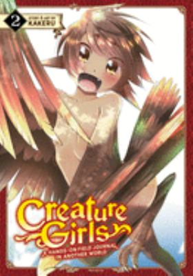 Creature Girls: A Field Journal in Another World, Vol. 2