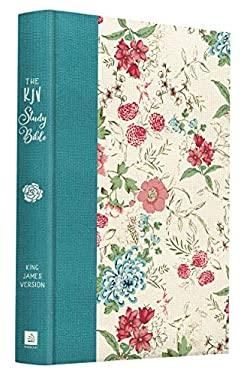 KJV Study Bible (New Feminine Cover Design)