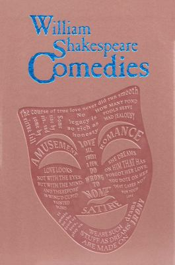 William Shakespeare Comedies (Word Cloud Classics)