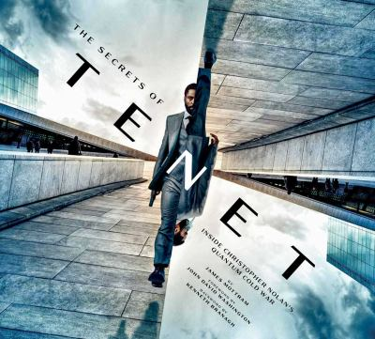 The Secrets of Tenet: Inside Christopher Nolan's Quantum Cold War | Foreword by John David Washington, backword by Kenneth Branagh (Tenet Movie, Makin