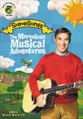 Stevesongs: The Marvelous Musical Adventures