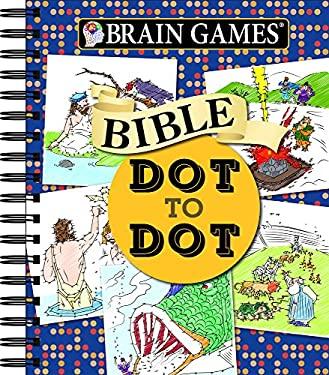 Brain Games Bible Dot to Dot