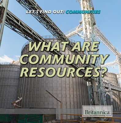 What Are Community Resources? (Let's Find Out!)