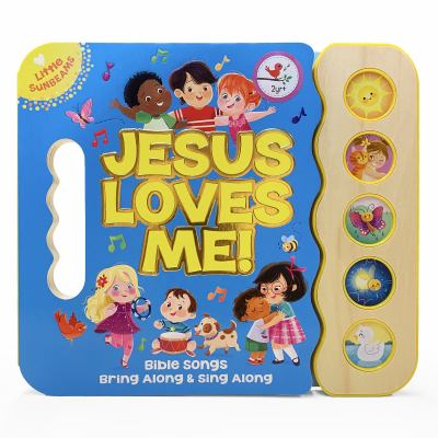 Jesus Loves Me (5 Button Early Bird Sound)