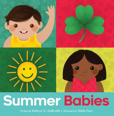 Summer Babies (Babies in the Park)