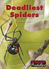 Deadliest Spiders (Deadliest Predators) 23416346