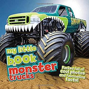 My Little Book Of Monster Trucks