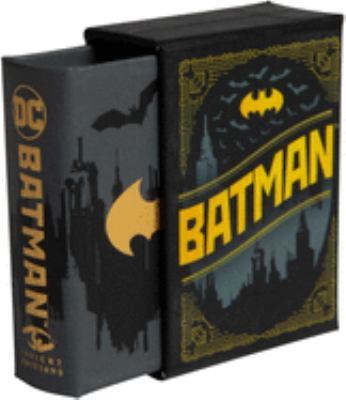 DC Comics: Batman: Quotes from Gotham City (Tiny Book)