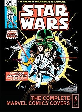 Star Wars: The Complete Marvel Comics Covers Mini Book, Vol. 1