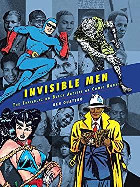 Invisible Men: The Trailblazing Black Artists of Comic Books