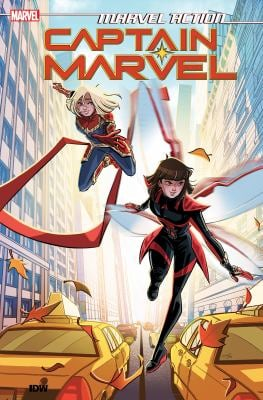 Marvel Action: Captain Marvel: A.I.M. Small: Book Two: 2