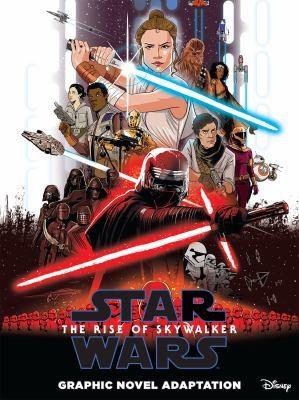 Star Wars: The Rise of Skywalker Graphic Novel Adaptation (Star Wars Movie Adaptations)