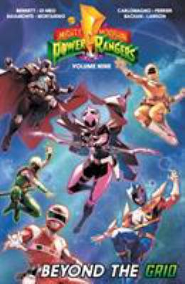 Mighty Morphin Power Rangers Vol. 9 (9)