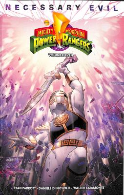 Mighty Morphin Power Rangers Vol 11