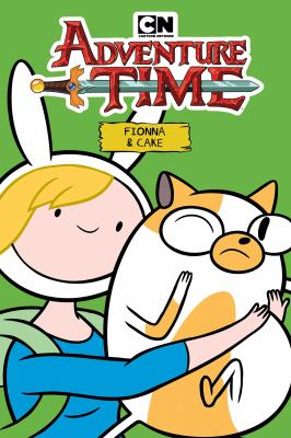 Adventure Time: Fionna and Cake