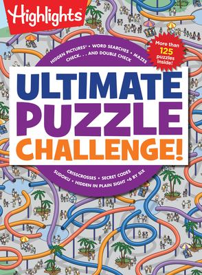 Ultimate Puzzle Challenge! (Highlights(TM) Jumbo Books & Pads)