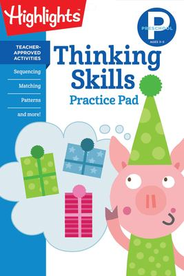 Preschool Thinking Skills (Highlights(TM) Learn on the Go Practice Pads)
