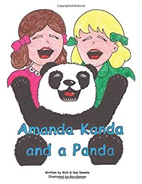 Amanda Kanda and a Panda
