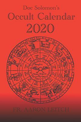 Doc Solomon's Occult Calendar 2020