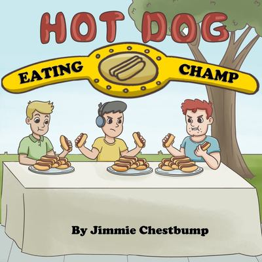 Hot Dog Eating Champ: (20% of profits to help build hunger free community)
