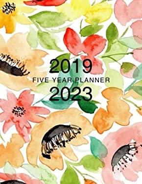 2019-2023 Five Year Planner: 60 Months Planner, Agenda Planner for the Next Five Years, Monthly Calendar Planner, Agenda Planner Schedule Organizer. (