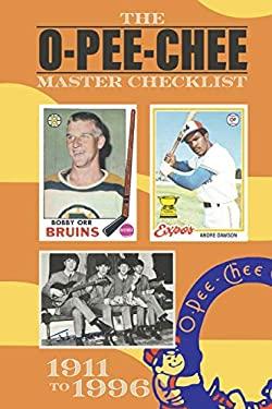 The O-Pee-Chee Master Checklist