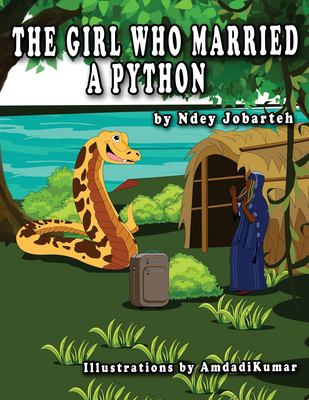 The  girl who married a python
