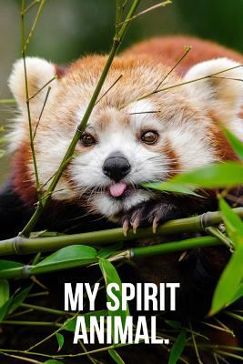 My Spirit Animal: Red Panda Journal
