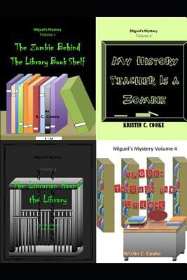Miguel's Mystery Volumes 1-4: 4 Books in 1