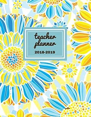 Teacher Planner 2018 - 2019 Upsilon: Dated Lesson Plan Book/Teacher planner/7 Period/Subject Teacher Lesson Planner/Academic Planner/Combination Plan